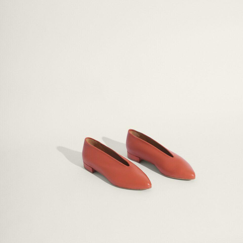 Ramona Teja Bailarinas en Loyna Shoes