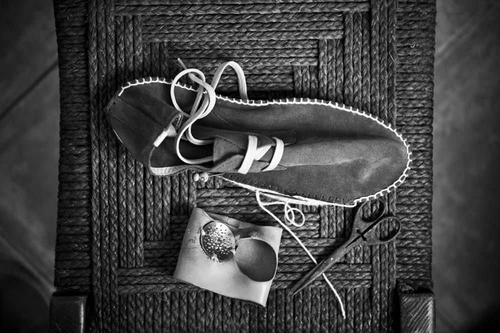 Abarca zapatos, Abarca Shoes