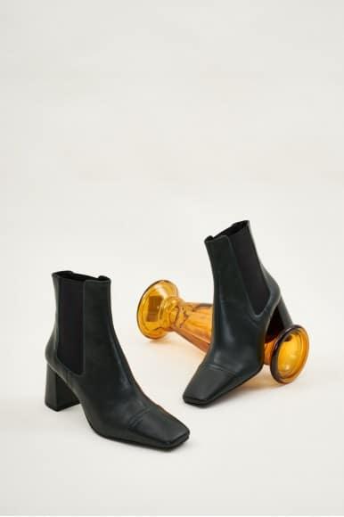 Abby Verdegal Botines en Loyna Shoes