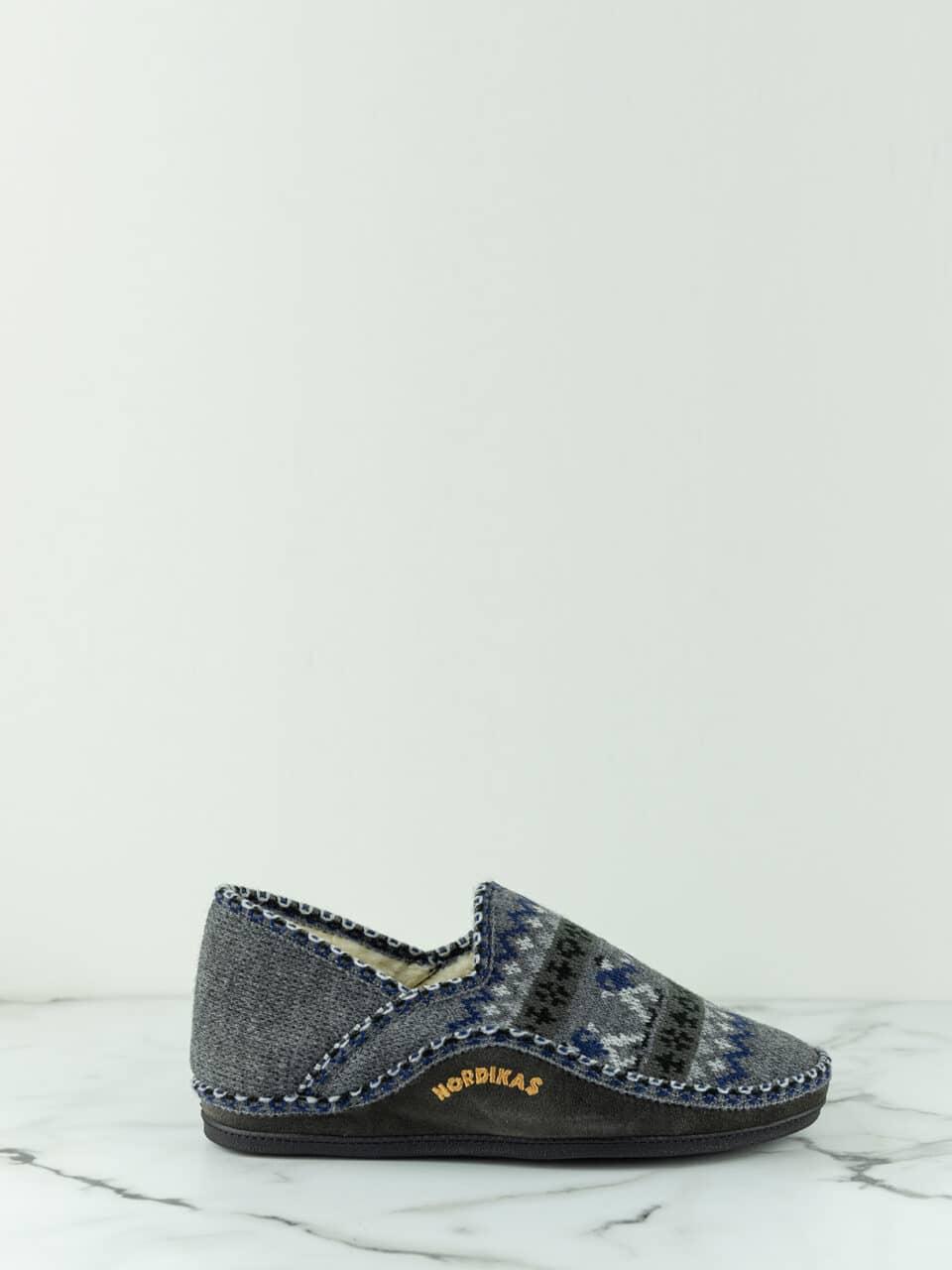 PATINADOR GRIS Marcas en Loyna Shoes