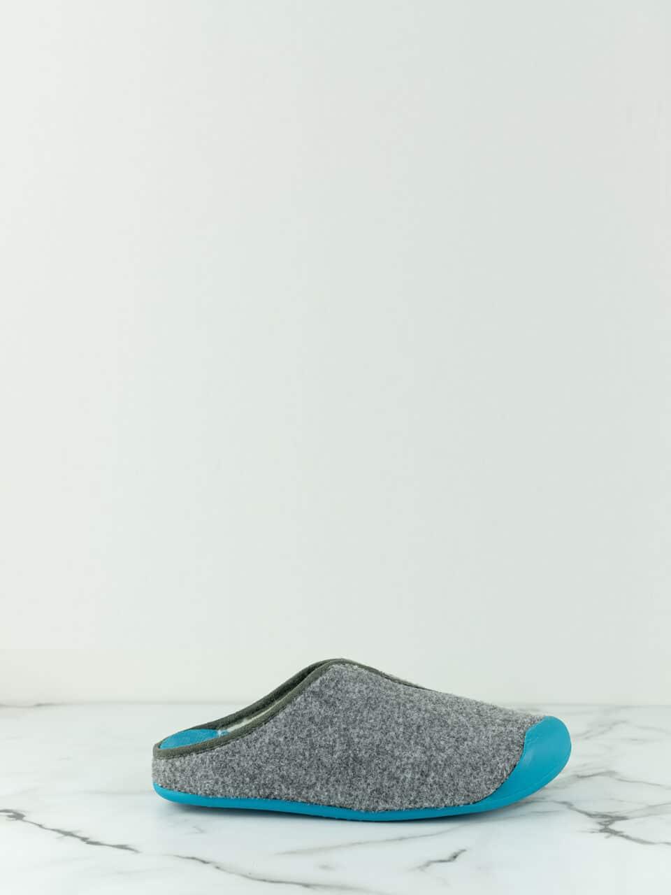 ARTIK GRIS -TURQUESA Marcas en Loyna Shoes