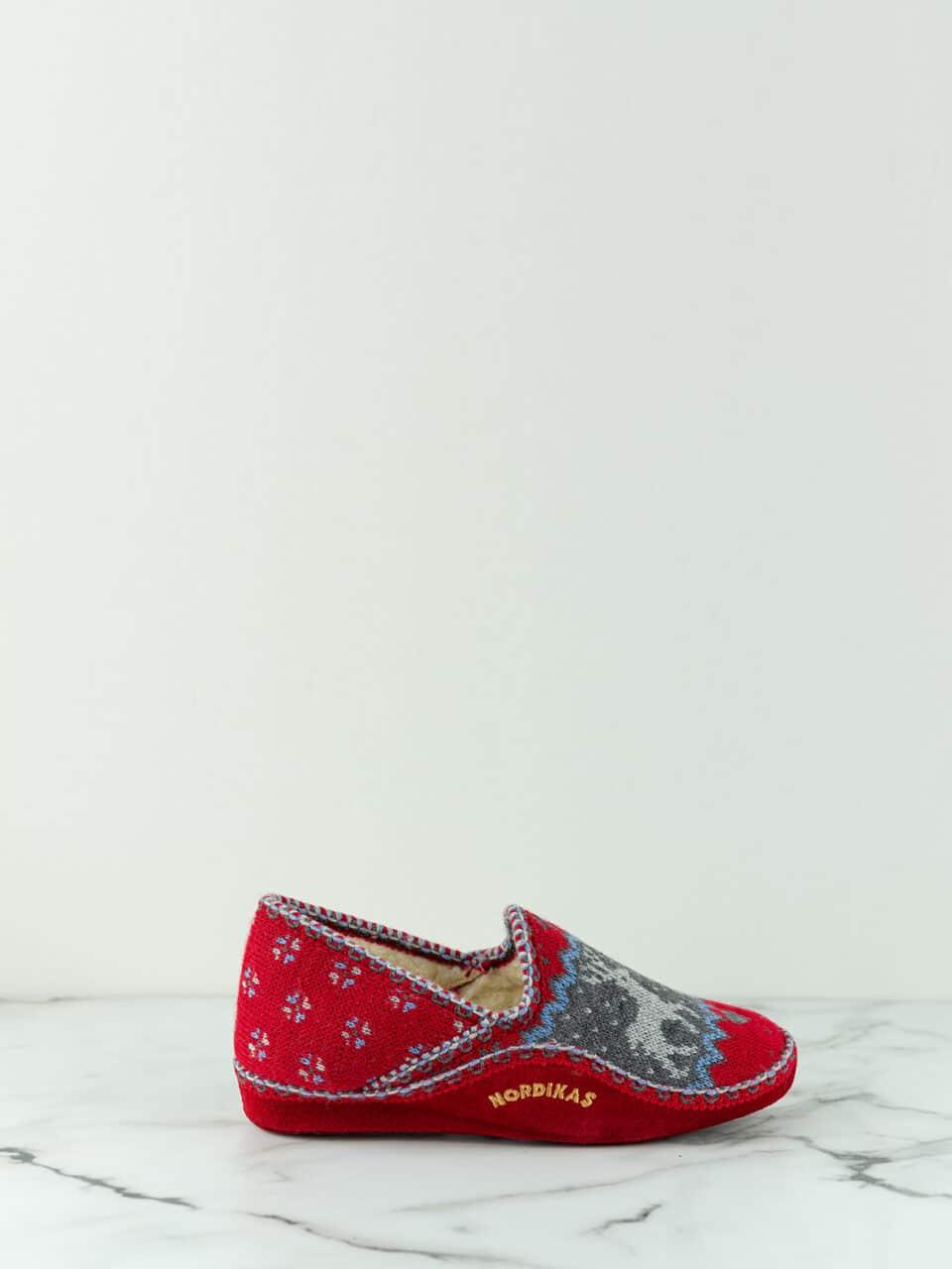 ALOE ROJO Marcas en Loyna Shoes