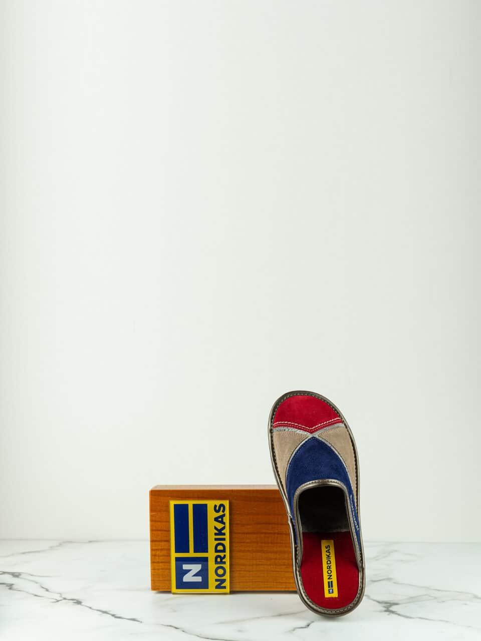 AFELPADO CEREZA AFELPADO PIEDRA Marcas en Loyna Shoes