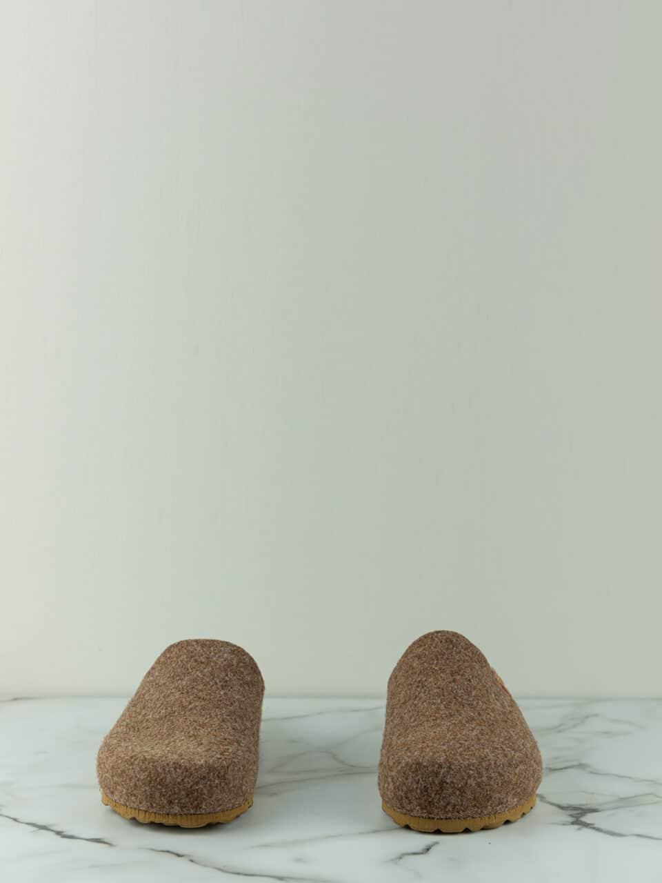 PALMIRA BEIG Bio Bio Footwear en Loyna Shoes