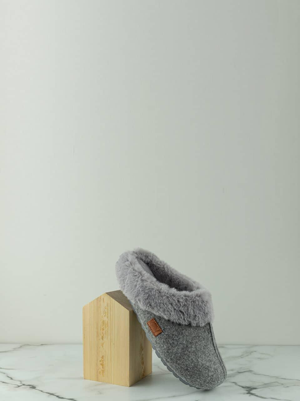ESMA GRIS Bio Bio Footwear en Loyna Shoes