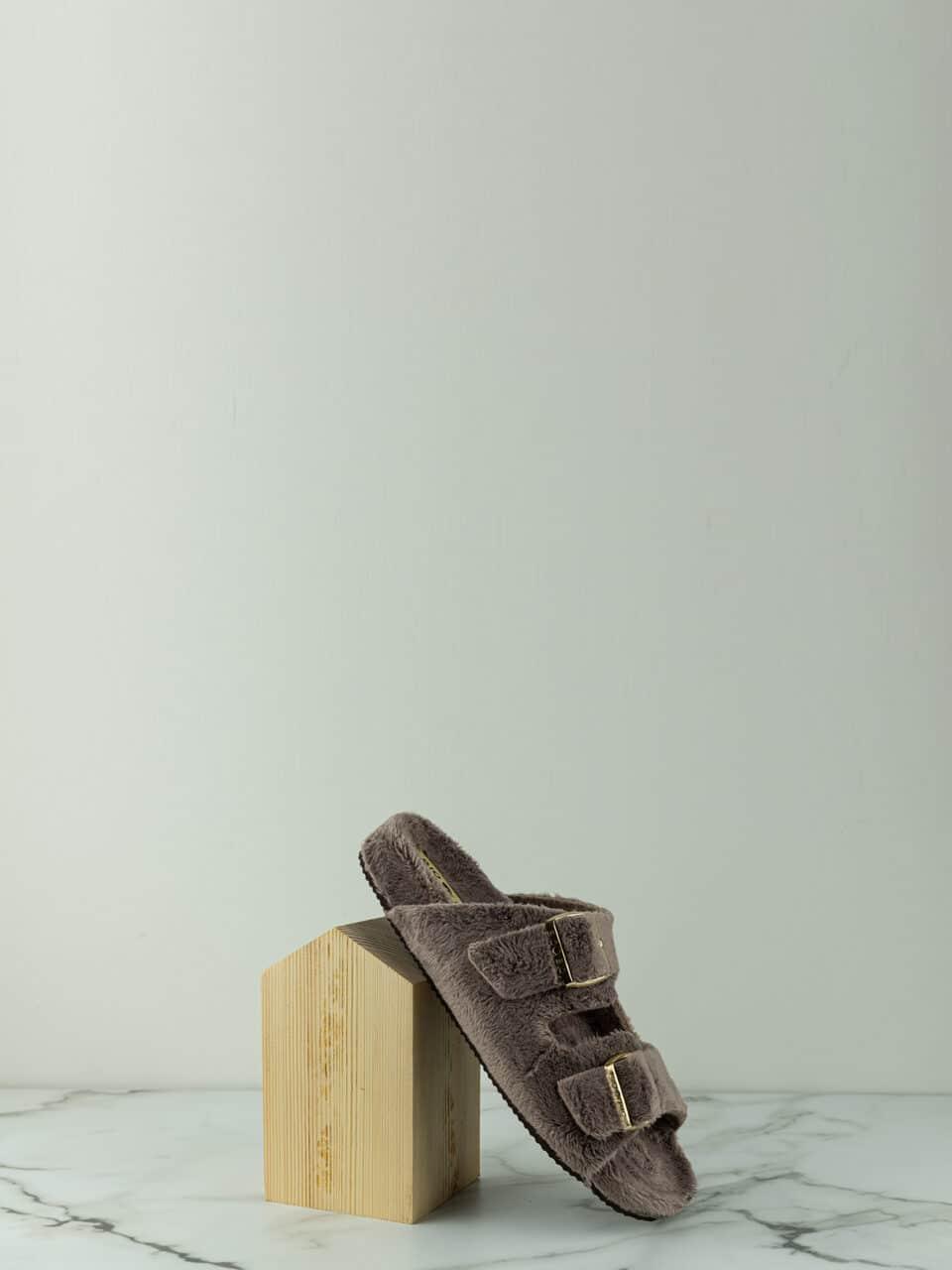 TESSA TAUPE Bio Bio Footwear en Loyna Shoes