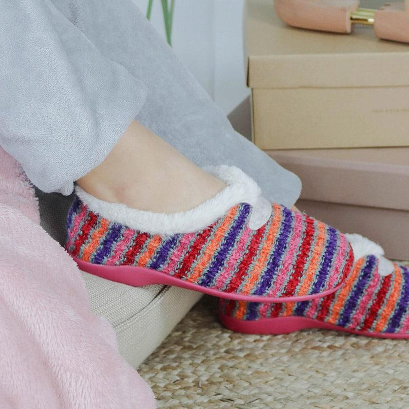garzón zapatillas, Garzón
